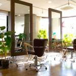 flap hair 店内写真1|青葉区、藤が丘、美容室、フラップヘアー