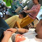 アシメ,kid'sカット,子供カット,藤が丘,フラップヘアー,美容室