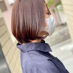 フラップヘアー、ヘアカラー、横浜市青葉区藤が丘美容室
